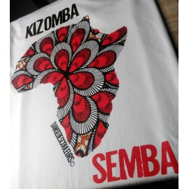 RESERVES Tee shirt V et Robe KIZOMBA