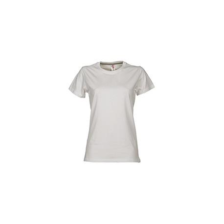 Tee shirt SUNSET LADY MC femme