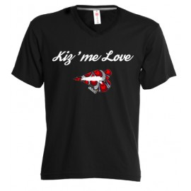 TEE-shirt Homme COLLECTION KIZ ME Love 2