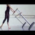 Barres de danse mobiles
