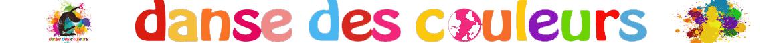 Logo Danse des couleurs : boutique Danse - impression personnalisée sur T-Shirt